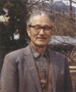 矢野一郎氏