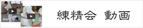練精会 動画